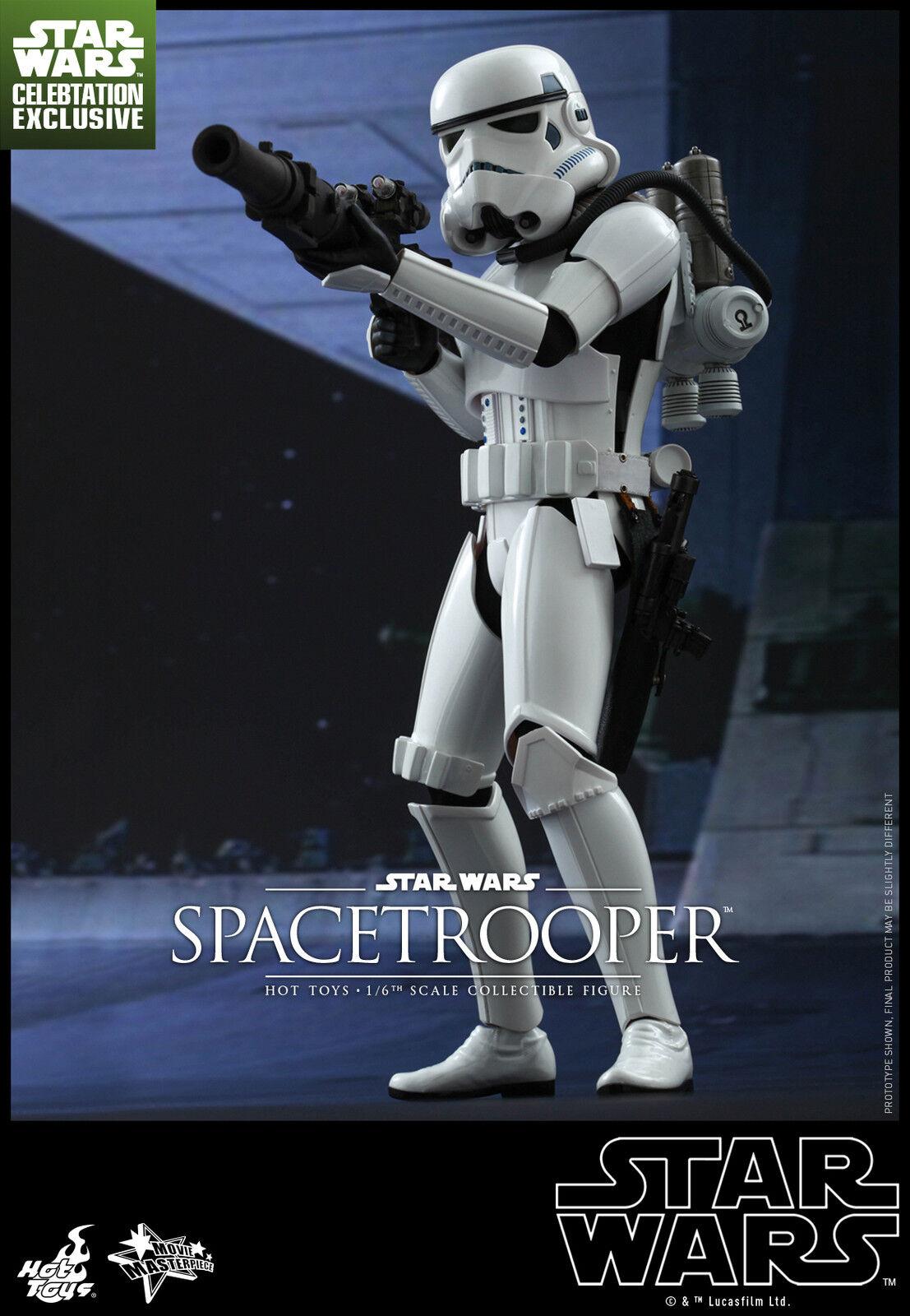 Hot Toys 16 Guerra de las Galaxias episodio IV A New Hope MMS291 Spacetrooper Figura De Acción