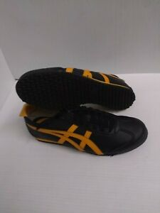 Details zu Asics Onitsuka Tiger Mexico 66 Black Gold Fusion Size 10 Men Us