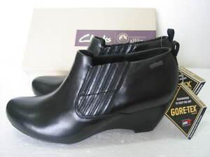 Capricorn 5 Gtx Botas de cuero tamaño 7 Beat Clarks Black fgfwOAUq7