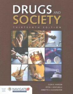 Drugs-and-Society-Paperback-by-Hanson-Glen-R-Ph-D-Venturelli-Peter-J