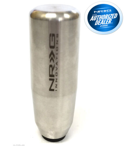 NRG Universal Weighted Shift Knob Silver New Design SK-450SL