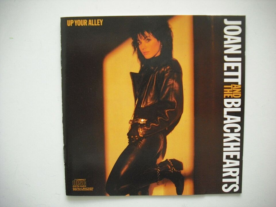 Joan Jett and the blackhearts: Up your alley, rock