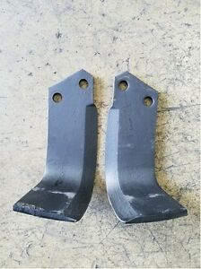 1 Each LH & RH Tines for Woods Model SGT 100079 & 100080 (pair of 2)