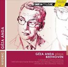 "G'za Anda Plays Beethoven (CD, Sep-2013, H""nssler Classic)"