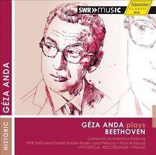 Beethoven: Geza Anda plays Beethoven, New Music