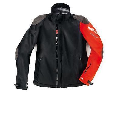 *SALE* Genuine Aprilia 3 Layer Sports Jacket - Black/Red