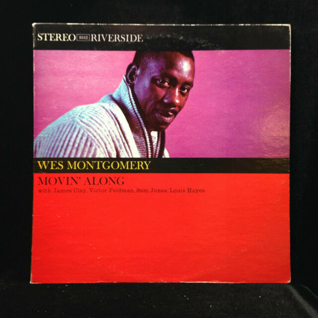 Wes Montgomery-Movin' Along-Riverside 9342-STEREO