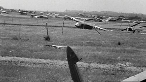 6x4 Photo ww10F8 Normandy Para GBCA 6th Airborne Division Normandy 1944 21