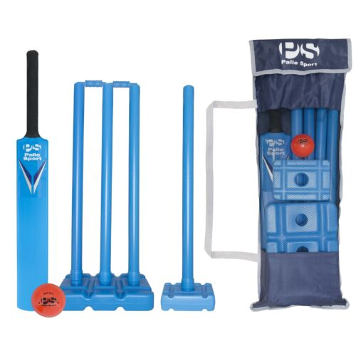 Palle Sport 4 x Sizes Family Fun Garden//Beach Plastic Cricket Sets