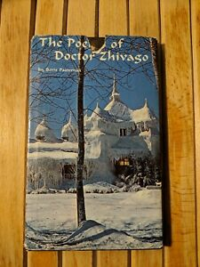 Details About The Poems Of Doctor Zhivago By Boris Pasternak 1967 25 Poems Hcdj