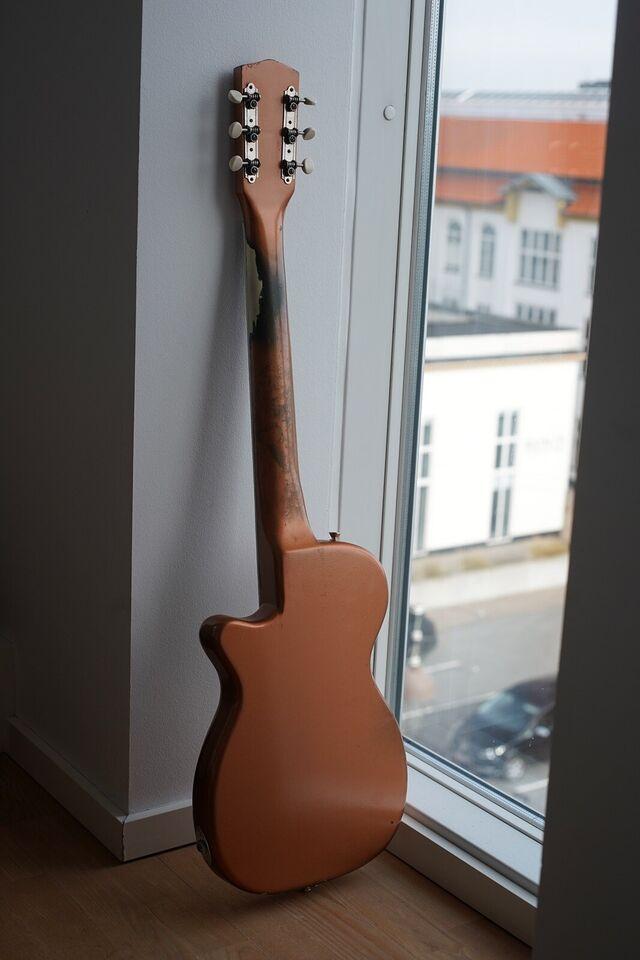 Elguitar, andet mærke Harmony Stratotone H44 1956