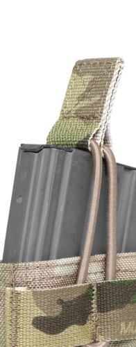 ELITE OPS SINGLE QUICK MAG /& SINGLE PISTOL MOLLE POUCH SUIT 5.56mm AK 9mm MAGS