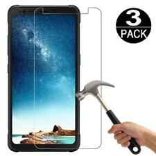 Samsung Galaxy S8 Active amFilm Premium Tempered Glass Screen Protector (2 Pack)