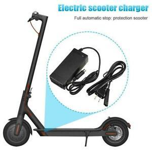 For-Xiaomi-M365-Electric-Scooter-Power-Cord-Cable-Charger-Line-Plug-Adapter-Tool