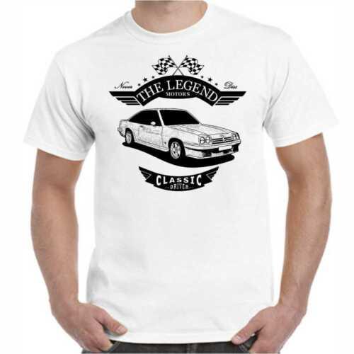 T-Shirt MANTA B Oldtimer Youngtimer Classic Motiv