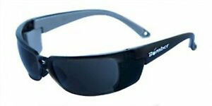 Bomber Floating Eyewear Mens Tinted Safety Glasses Smoke/Smoke Z-Bomb #ZF103