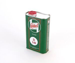 Castrol-D140-API-GL3-Gear-Oil-Gearbox-Differential-Mineral-Non-Hypoid-1L