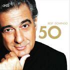 50 Best Domingo (CD, Nov-2010, EMI Classics)