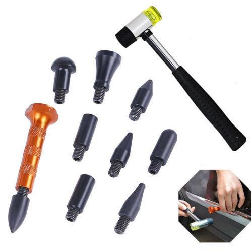 Car Bady Pit Flattening Dent Repair Hail Removal Tap Down Pen Head Hammer Tool
