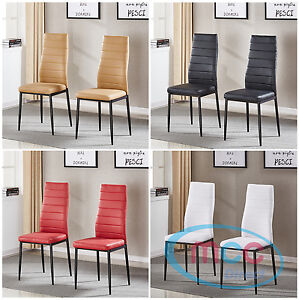 Faux-Leather-Dining-Chairs-Metal-Chairs-home-amp-commercial-restaurants