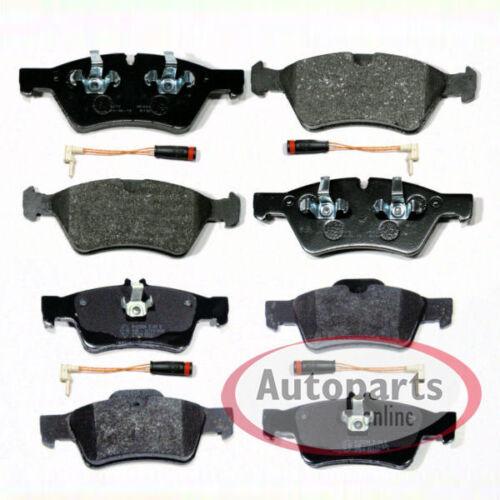 W251 V251 Bremsbeläge Bremsklötze Sensoren vorne hinten Mercedes R Klasse