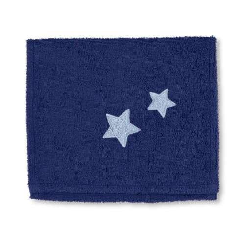 Sterntaler Kinderhandtuch 7161678 Stanley Schaf blau 30x50 Kinder Handtuch