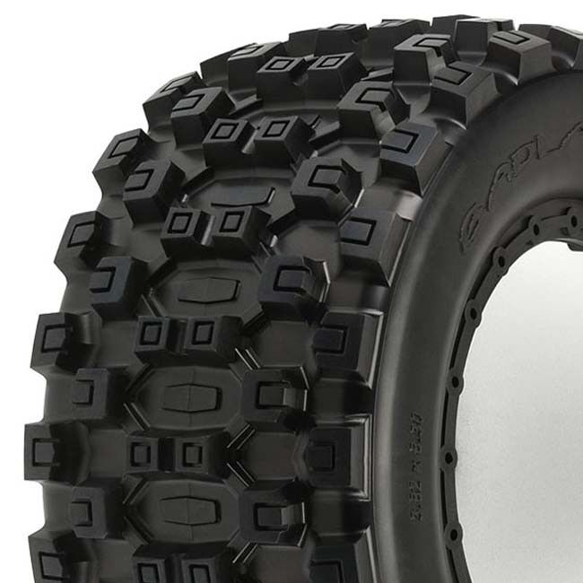 Proline 10131-00 - R C - Badlands Mx43 Pro-loc Tyres For Xmaxx F r