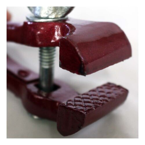 """With 1/"""" Jaw 3/"""" Long Hand-held Mini Vise"""