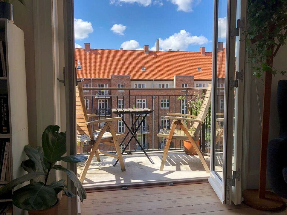 2200 2 vær. lejlighed, 52 m2, Prinsesse Charlottes Gade 24a