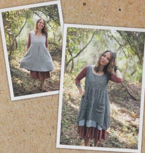 Sew Liberated stylish dress PATTERN PATTERN The Metamorphic Dress