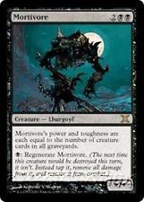 MORTIVORE Tenth Edition MTG Black Creature — Lhurgoyf RARE