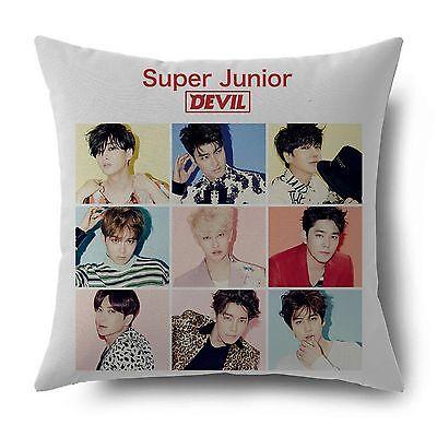 SUPER JUNIOR SUPERJUNIOR SJ DEVIL pillow cushions KPOP NEW DPW569