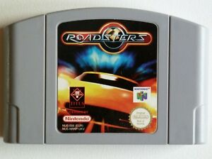 Roadsters-Loose-Nintendo-64