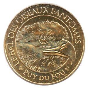 Medalla-Turistico-Monedas-de-Paris-2019-el-Baile-de-las-Aves-Fantasmas