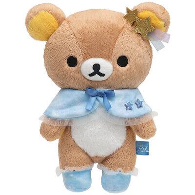 Rilakkuma Starry Night Chairoikoguma Hanging Plush Set  Doll Stuffed Toy