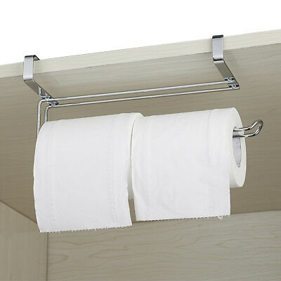 Kitchen Paper Towel Holder Dispenser Stainless Steel Racks Under