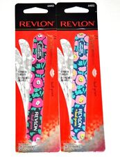 Item 3 New Set Of 2 Revlon 6 Layered Nail File Love Collection Leah Goren In 1 64850