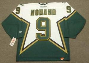 MIKE MODANO Dallas Stars 2005 CCM Throwback Home NHL Hockey Jersey ... cafa721d4