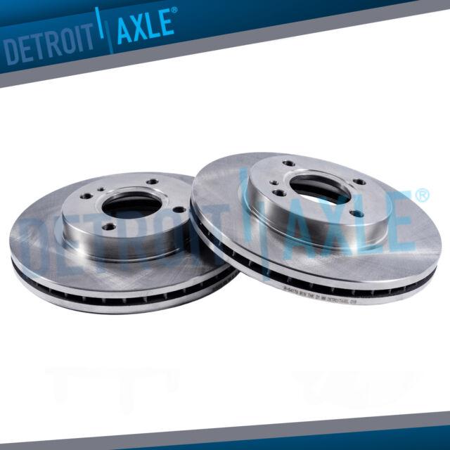 2006-15 Yaris 2012-15 Prius Rotors w//Ceramic Pads OE Brakes Front