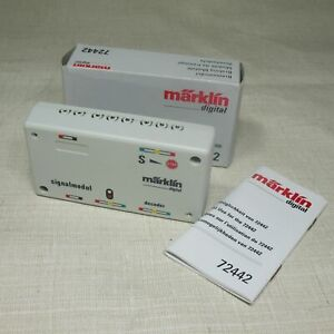 MARKLIN-DIGITAL-72442-BREMSMODUL-BRAKING-MODULE-FOR-LOCOMOTIVE-BRAND-NEW-IN-BOX