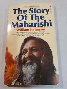 THE-STORY-OF-THE-MAHARISHI-William-Jefferson-1976-Paperback
