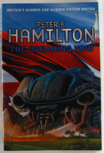 1 of 1 - #^7, Peter F. Hamilton THE DREAMING VOID, SC GC