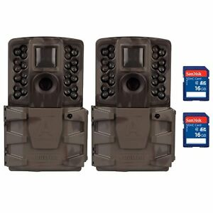 Moultrie-A-40-Pro-14MP-Low-Glow-Infrared-Game-Trail-Camera-with-SD-Card-2-Pack