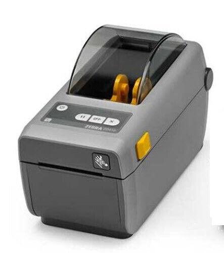 "ZEBRA ZD410 Direct Thermal  2""Label Printer BLUETOOTH/USB ""NEW"" ZD41022-D01W01EZ"