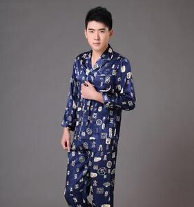 Image is loading burgundy-Handsome-Chinese-Men-039-s-traditional-silk- d91aad452
