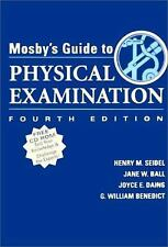 Mosby's Guide to Physical Examination, 4e, , Benedict MD  PhD, G. William, Dains