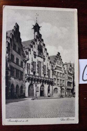 Postkarte Ansichtskarte Hessen Frankfurt a. Main