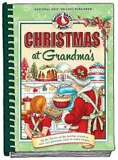 Seasonal Cookbook Collection: Christmas at Grandma's : Cherished Family Memories of Holidays Past by Gooseberry Patch (2015, Hardcover)