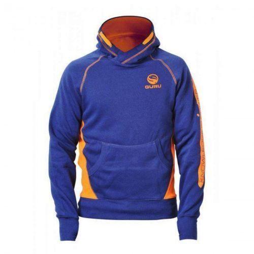 Guru Neu Beta Kapuzenpullover Carp Fishing Blau Kleidung Kaputzenhemd - Blau Fishing ad62ff