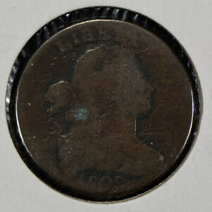 1802 1c Draped Bust Large Cent SKU-Y1244